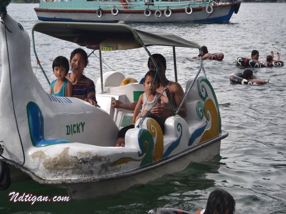 Danau Toba,wisata untuk keluarga