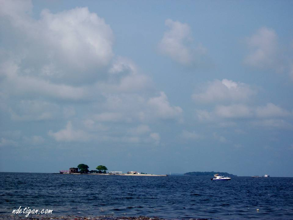 Pulau Kelor dan benteng Mortello