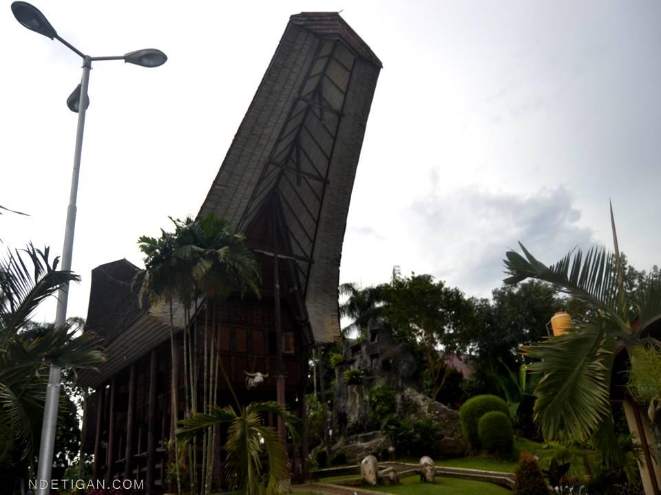 Anjungan Toraja